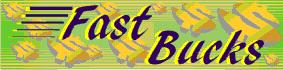 Fast Bucks logo