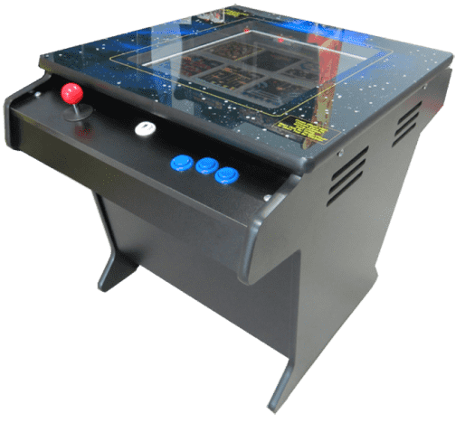 Great arcade table for games room